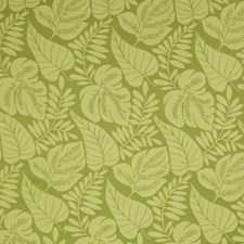 Lime Leaves Decorator Fabric by Fabricut