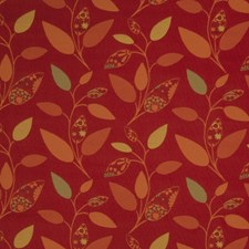 Poppy Floral Decorator Fabric by Fabricut