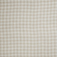 Taupe Check Decorator Fabric by Fabricut