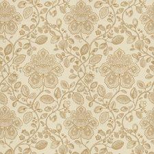 Topaz Floral Decorator Fabric by Fabricut