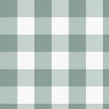 Opal Check Decorator Fabric by Fabricut