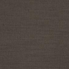 Soft Black Texture Plain Decorator Fabric by Fabricut