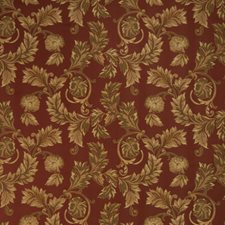 Russet Jacquard Pattern Decorator Fabric by Fabricut
