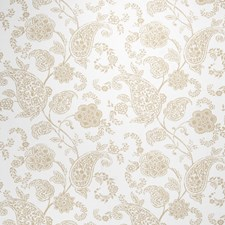 Camel Floral Decorator Fabric by Fabricut