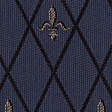 Indigo Decorator Fabric by Robert Allen