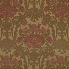 Olivemist Floral Decorator Fabric by Vervain