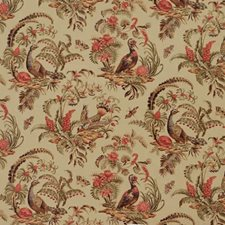 Document Animal Decorator Fabric by Vervain