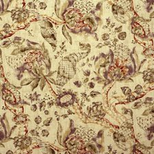 Dusty P Decorator Fabric by G P & J Baker