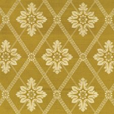 Bamboo Floral Decorator Fabric by Vervain