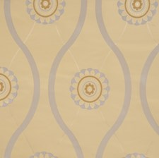 Waterfall Geometric Decorator Fabric by Vervain