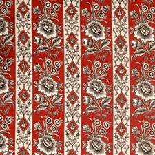 Valentine Floral Decorator Fabric by Vervain
