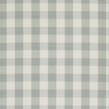 Oasis Check Decorator Fabric by Vervain