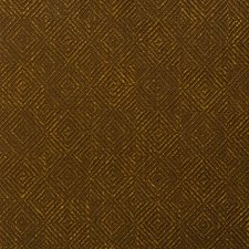 Mahogany Jacquard Pattern Decorator Fabric by Vervain