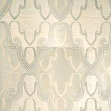 Smoky Quartz Damask Decorator Fabric by Vervain
