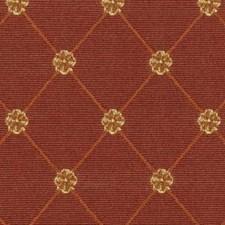 Russet Decorator Fabric by Robert Allen