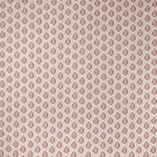 Strawberry Small Scale Woven Decorator Fabric by Stroheim