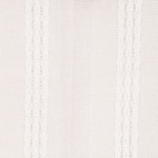 White Stripes Decorator Fabric by Trend