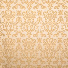 Biscuit Damask Decorator Fabric by Trend