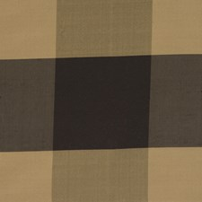 Raven Check Decorator Fabric by Trend