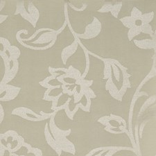 Linen Floral Decorator Fabric by Trend
