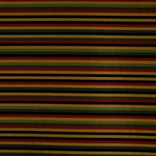 Noir Stripes Decorator Fabric by Trend