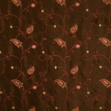 Fudge Embroidery Decorator Fabric by Trend