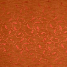Paprika Leaves Decorator Fabric by Trend