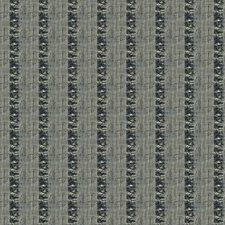 Navy Novelty Decorator Fabric by Fabricut