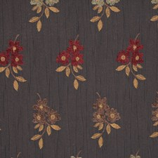 Black Olivevaried Decorator Fabric by RM Coco