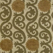 Tawny Brown Decorator Fabric by B. Berger