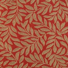 Jasmin Red Decorator Fabric by B. Berger