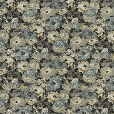 Metal Floral Decorator Fabric by Fabricut