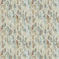 Autumn Glow Print Pattern Decorator Fabric by Trend