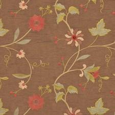 Cocoa Decorator Fabric by RM Coco