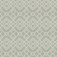 Ash Embroidery Decorator Fabric by Trend