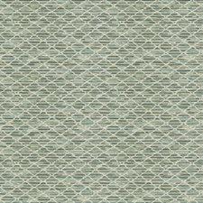 Spearmint Diamond Decorator Fabric by Trend