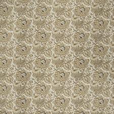 Hemp Jacobean Decorator Fabric by Fabricut