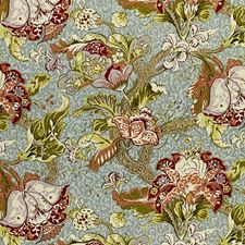 Robin's Egg Decorator Fabric by Schumacher