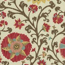 Teak Decorator Fabric by Schumacher