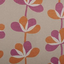 Azalea Floral Small Decorator Fabric by Duralee