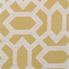 Banana Geometric Decorator Fabric by Duralee