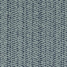 Lapis Chenille Decorator Fabric by Duralee