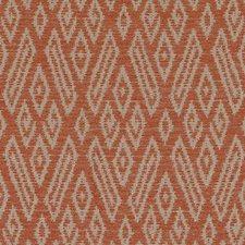 Cayenne Diamond Decorator Fabric by Duralee