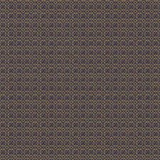 Blue/Beige Small Scales Decorator Fabric by Kravet