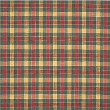 Pink/Yellow/Green Plaid Decorator Fabric by Kravet