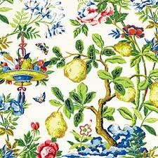 16583-001 Shantung Garden by Scalamandre