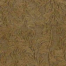 Brown/Beige Botanical Decorator Fabric by Kravet