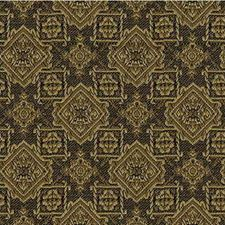 Black/Yellow Small Scales Decorator Fabric by Kravet
