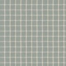 La Mer Check Decorator Fabric by Fabricut