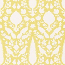 Buttercup Decorator Fabric by Schumacher